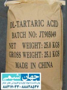 اسید تارتاریک چینی