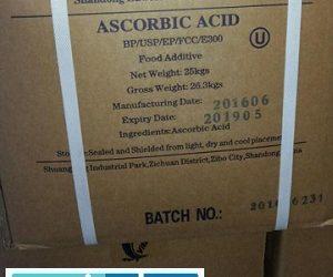 اسید اسکوربیک پودری