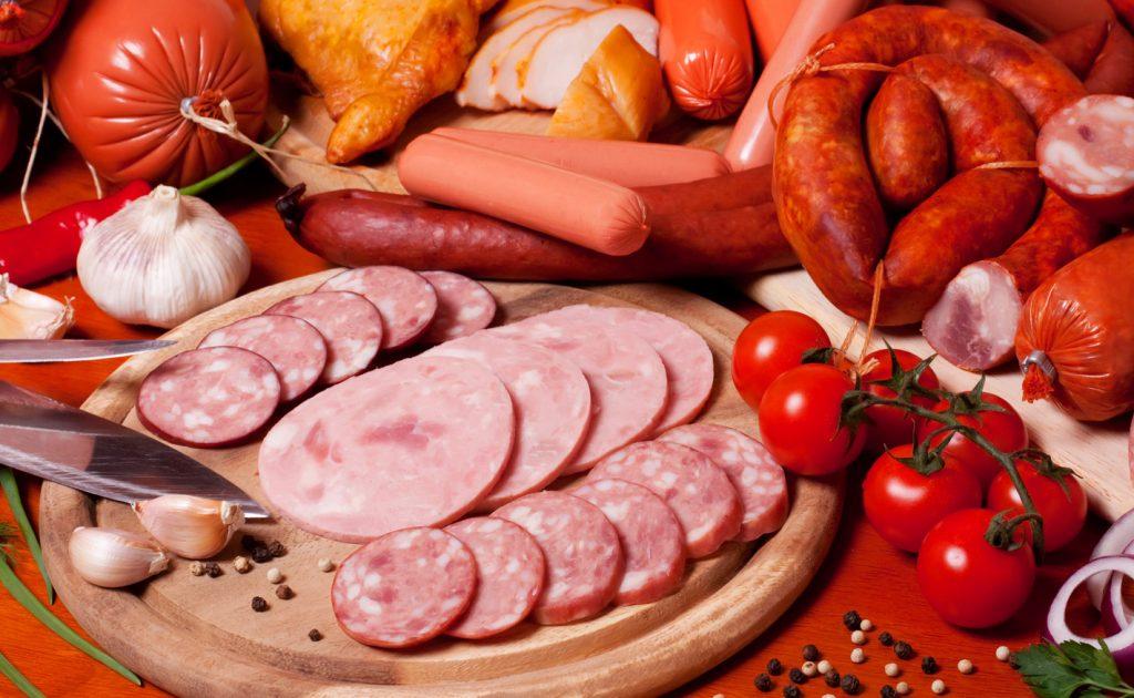 افزودنی های فراورده های گوشتی