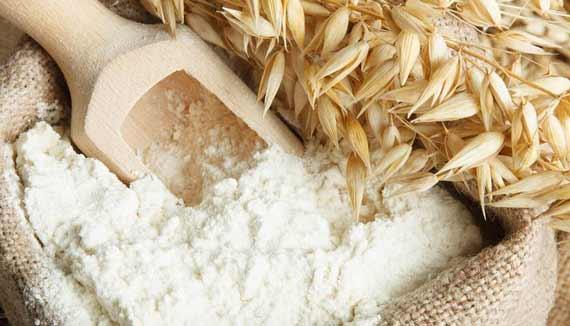 تأثیر صمغ گوار و اسید اسکوربیک بر آرد گندم سنزده