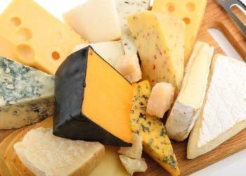 پنیر و انواع پنیر