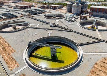تأثیر فاضلابهای صنعتی بر آبهای جاری :