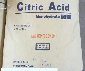 اسید سیتریک چینی