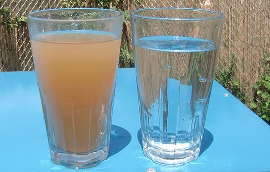 جداسازی مواد معلق از آب