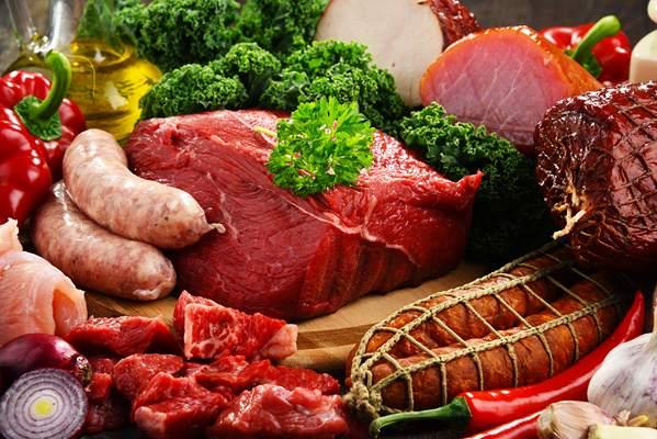 فراورده های گوشتی