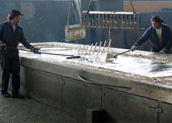 گالوانیزه کردن – آبکاری فلزات