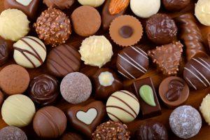 کاهش کالری در شکلات