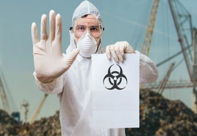 مخاطرات مواد شیمیایی