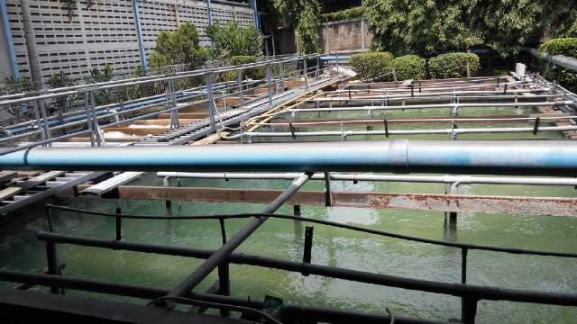 مواد آلی طبیعی آب یا فاضلاب