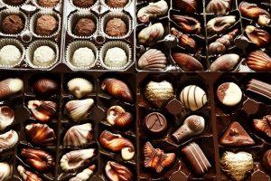 روغن های قنادی و شکلات :