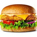 همبرگر فرآورده ای است غیر بومی و غیر سنتی که ماده اولیه آن گوشت می باشد