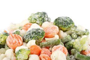 منجمد کردن روش نگهداری مواد غذایی