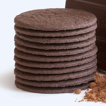 استفاده شکلات در بیسکویت سازی