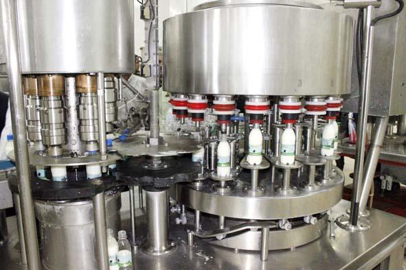 خصوصیات ماده شیمیایی پاک کننده دستگاههای کارخانجات لبنی