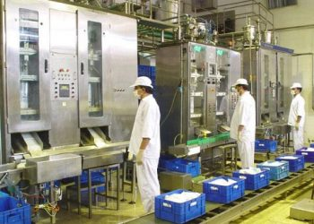 مواد قلیایی پاک کننده صنایع لبنی