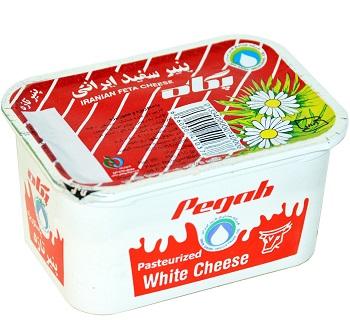 پنیر ساده و تازه ایرانی