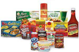 انواع ترکیبات شیمیایی در مواد غذایی