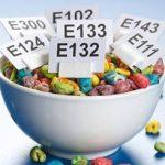 مواد شیمیایی - مواد شیمیایی غذایی - افزودنیهای غذایی - نگهدارنده ها - صنایع غذایی