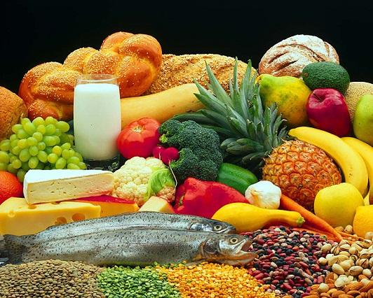 ویتامین ها و مواد معدنی در مواد غذایی