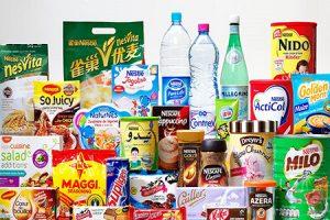 کاربرد مواد شیمیایی در صنایع غذایی