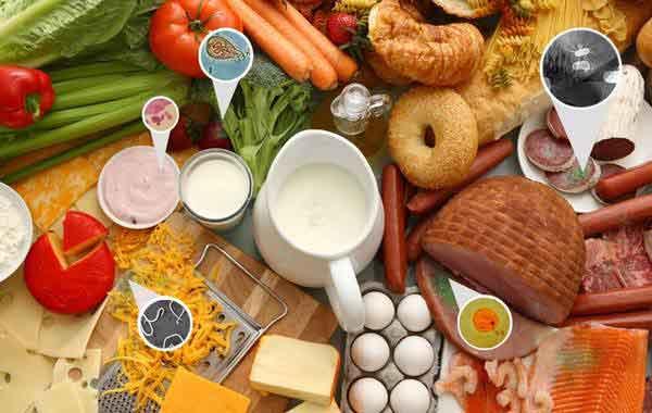ایمنی غذایی در خانه