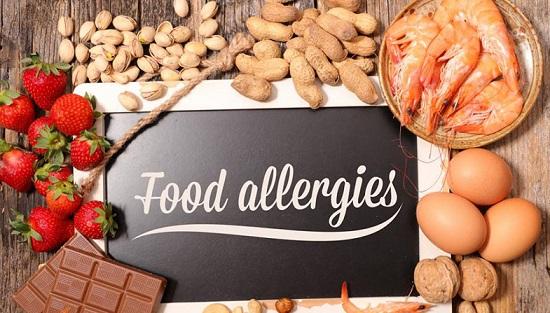 غذاهای آلرژی زا و حساسیت های غذایی