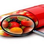مکمل های غذایی، ترکیبات تغذیه ای و غذاهای فراسودمند