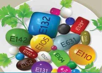 افزودنیهای شیمیایی موجود در مواد غذایی