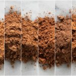انواع کاکائو پودر کاکائو