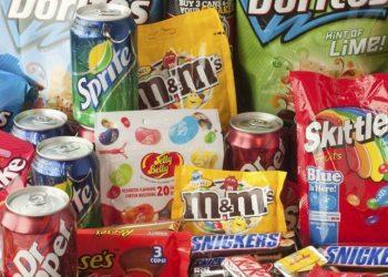 لیست مواد غذایی حاوی آسپارتام