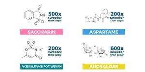 تفاوت آسپارتام و سوکرالوز چیست و کدامیک مفیدتر هستند؟